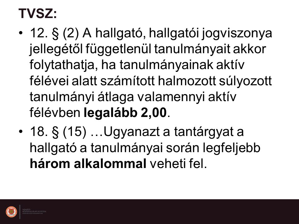 TVSZ: