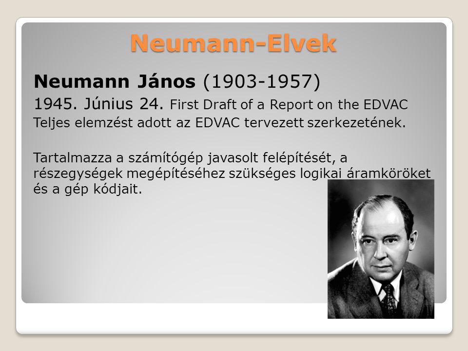 Neumann-Elvek Neumann János (1903-1957)