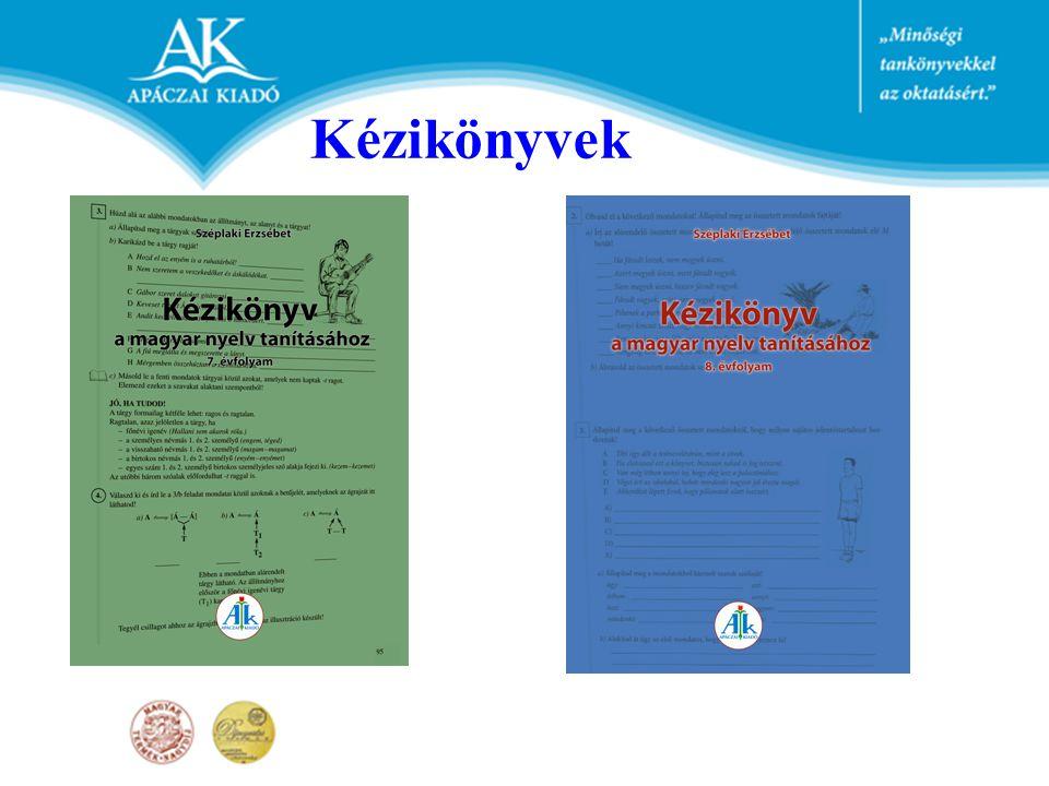 Kézikönyvek