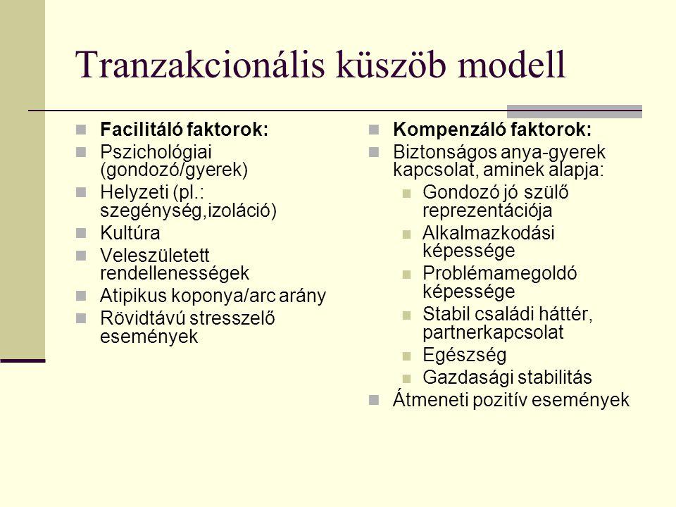 Tranzakcionális küszöb modell