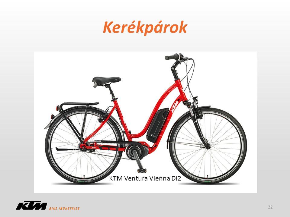 Kerékpárok KTM Ventura Vienna Di2