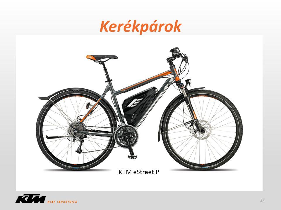 Kerékpárok KTM eStreet P KTM E-Lycan P