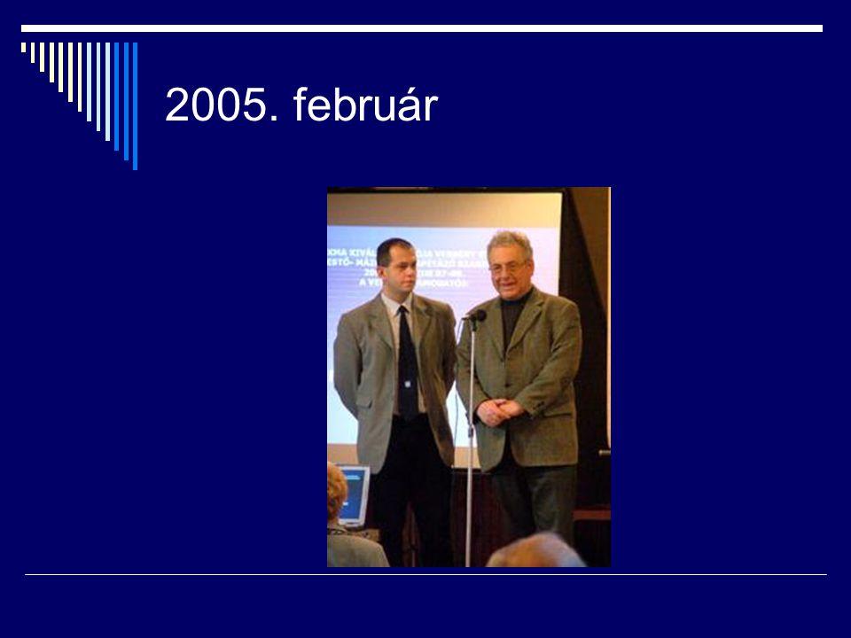 2005. február
