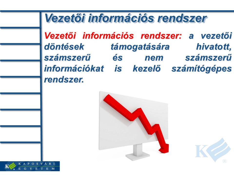 Vezetői információs rendszer