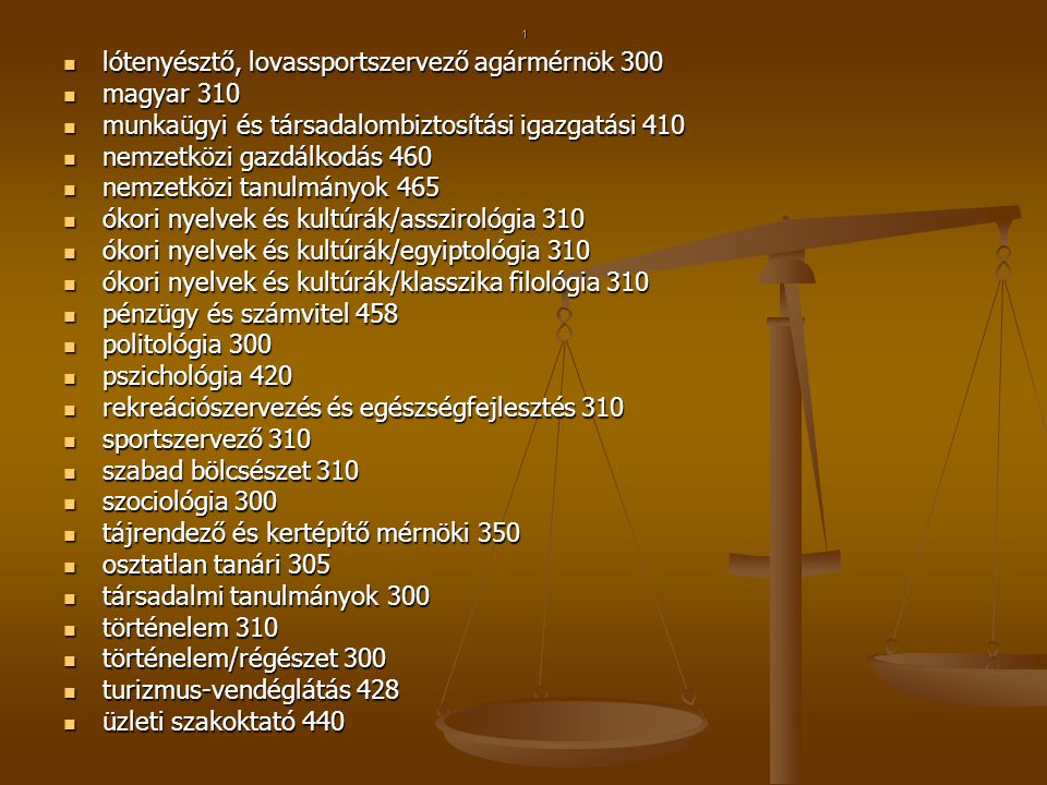 lótenyésztő, lovassportszervező agármérnök 300 magyar 310