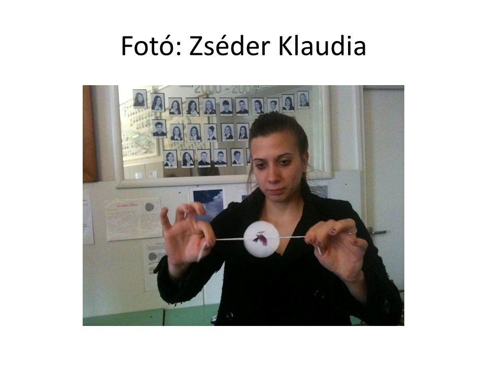 Fotó: Zséder Klaudia