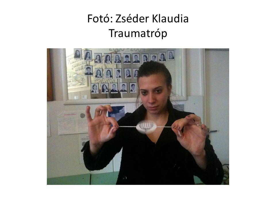 Fotó: Zséder Klaudia Traumatróp