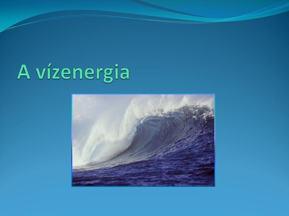 A vízenergia