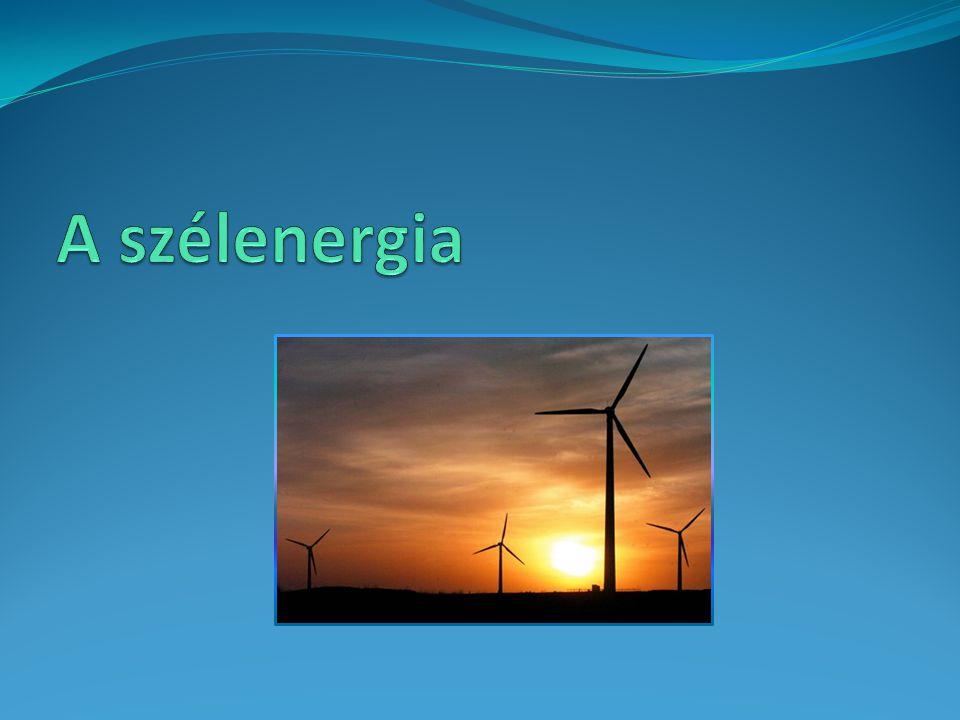 A szélenergia