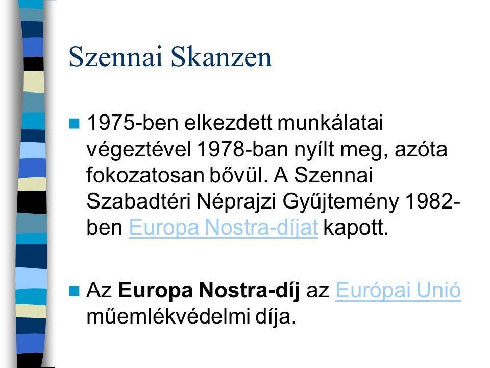 Szennai Skanzen