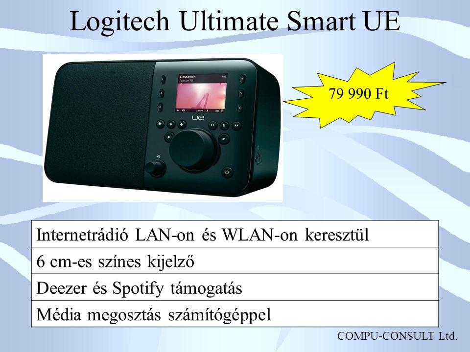 Logitech Ultimate Smart UE