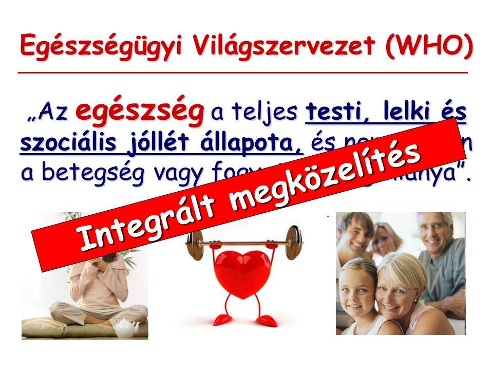 Egészségügyi Világszervezet (WHO)