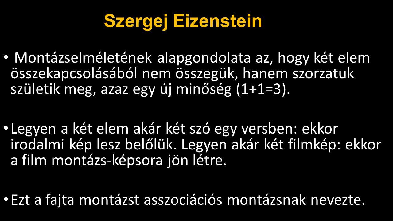 Szergej Eizenstein
