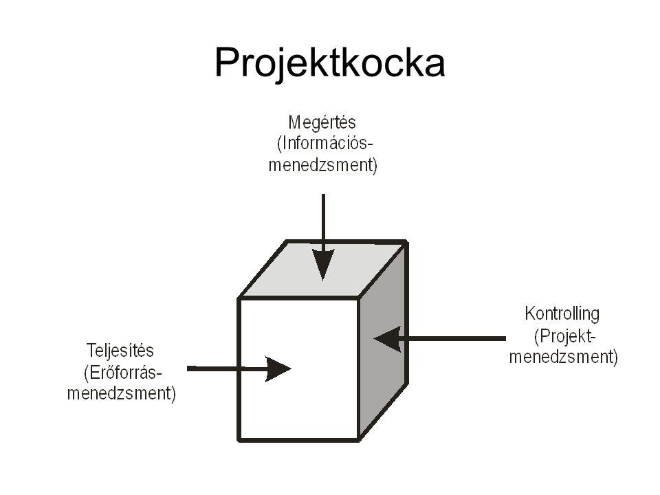 Projektkocka