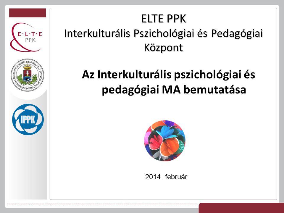 ELTE PPK Interkulturális Pszichológiai és Pedagógiai Központ