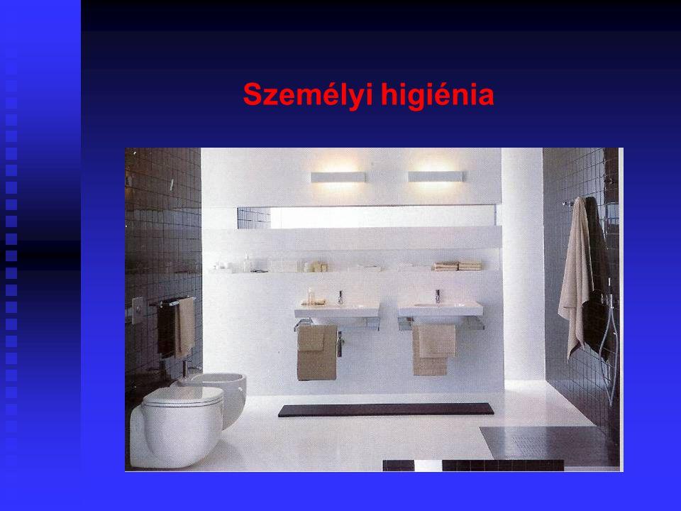 Személyi higiénia