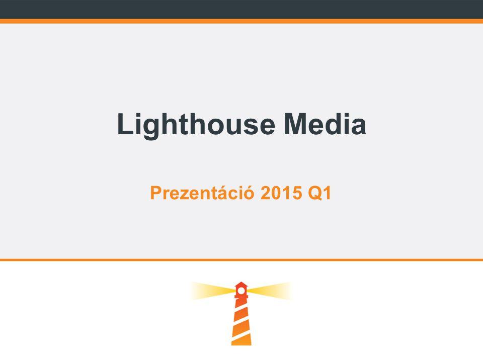 Lighthouse Media Prezentáció 2015 Q1