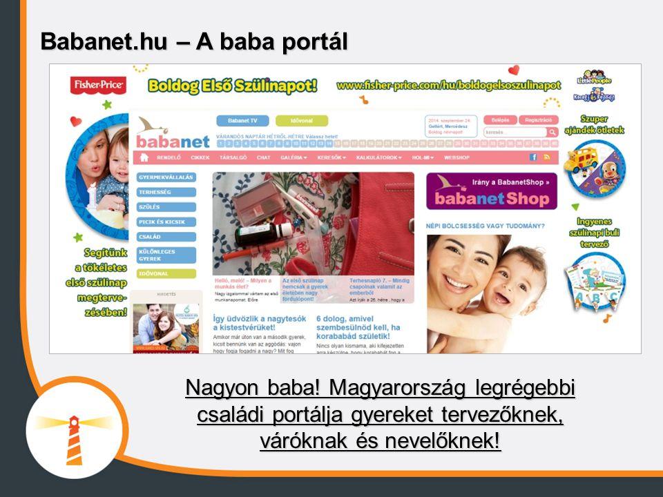 Babanet.hu – A baba portál