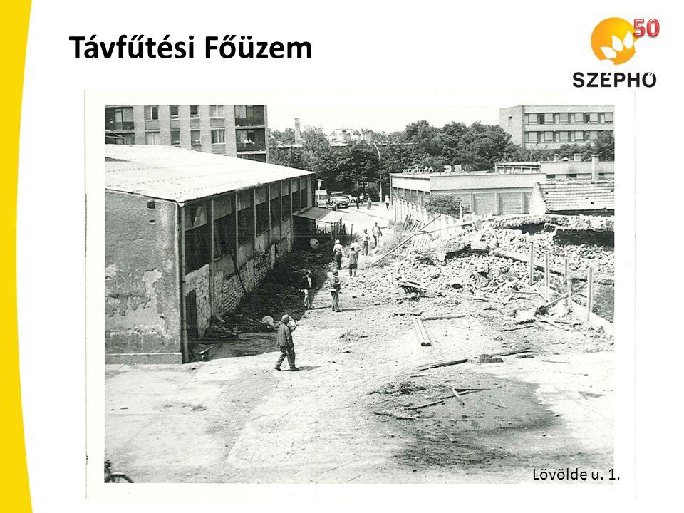 50 Távfűtési Főüzem Lövölde u. 1.