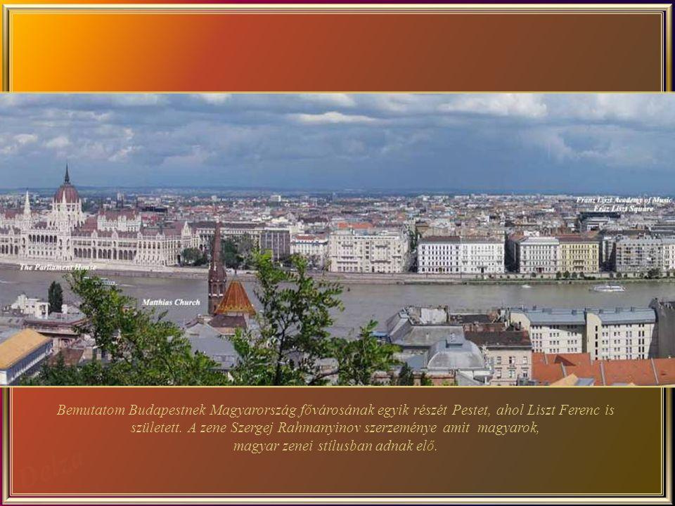 magyar zenei stílusban adnak elő.