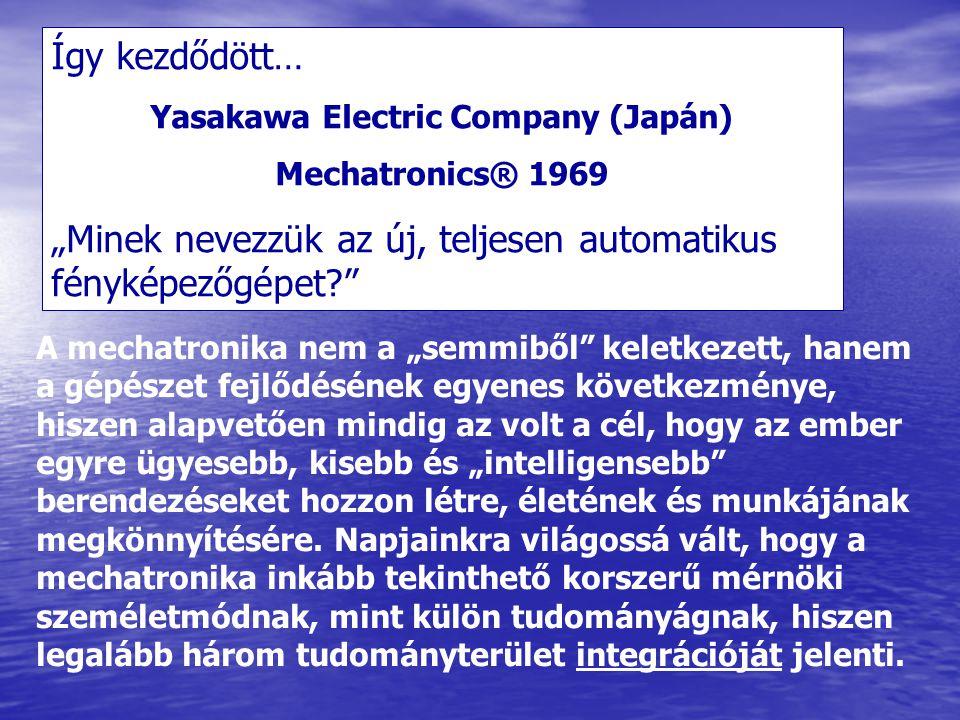 Yasakawa Electric Company (Japán)