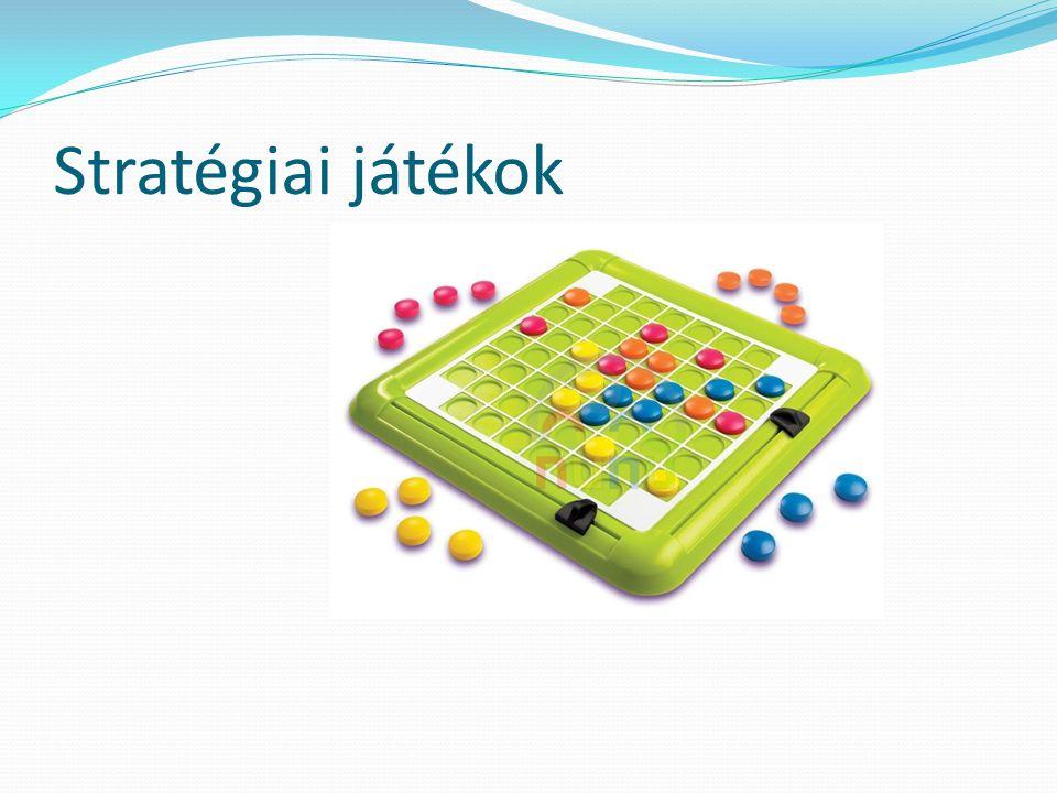 Stratégiai játékok