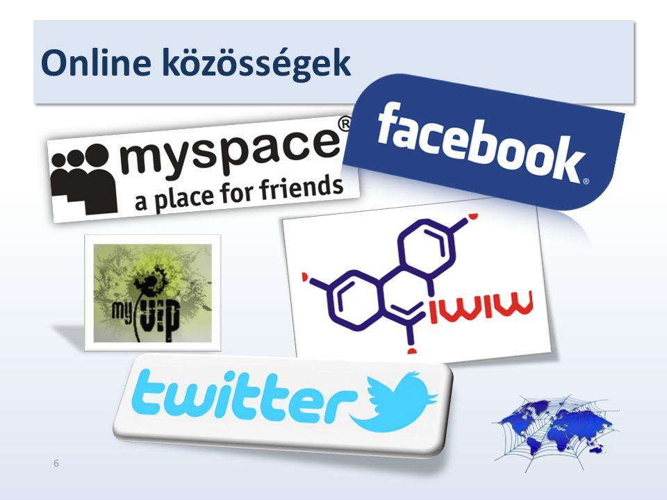 Online közösségek