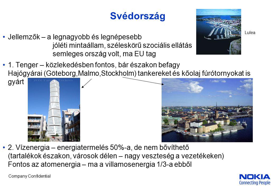 Svédország Lulea.