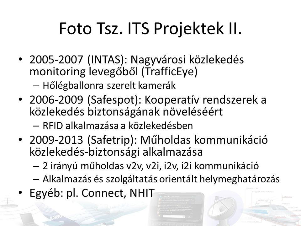 Foto Tsz. ITS Projektek II.
