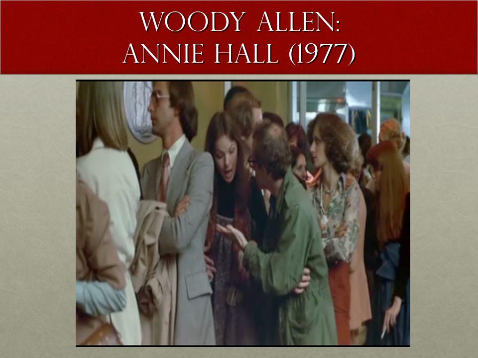 Woody Allen: Annie Hall (1977)