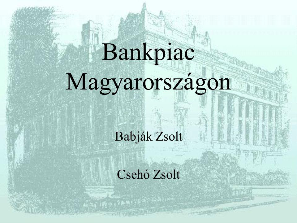 Bankpiac Magyarországon
