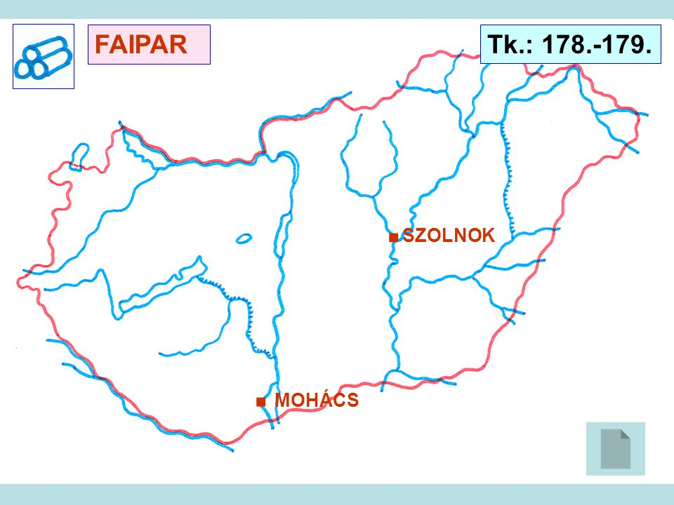 FAIPAR Tk.: 178.-179. . SZOLNOK . MOHÁCS