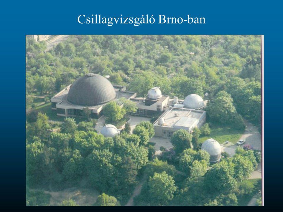 Csillagvizsgáló Brno-ban
