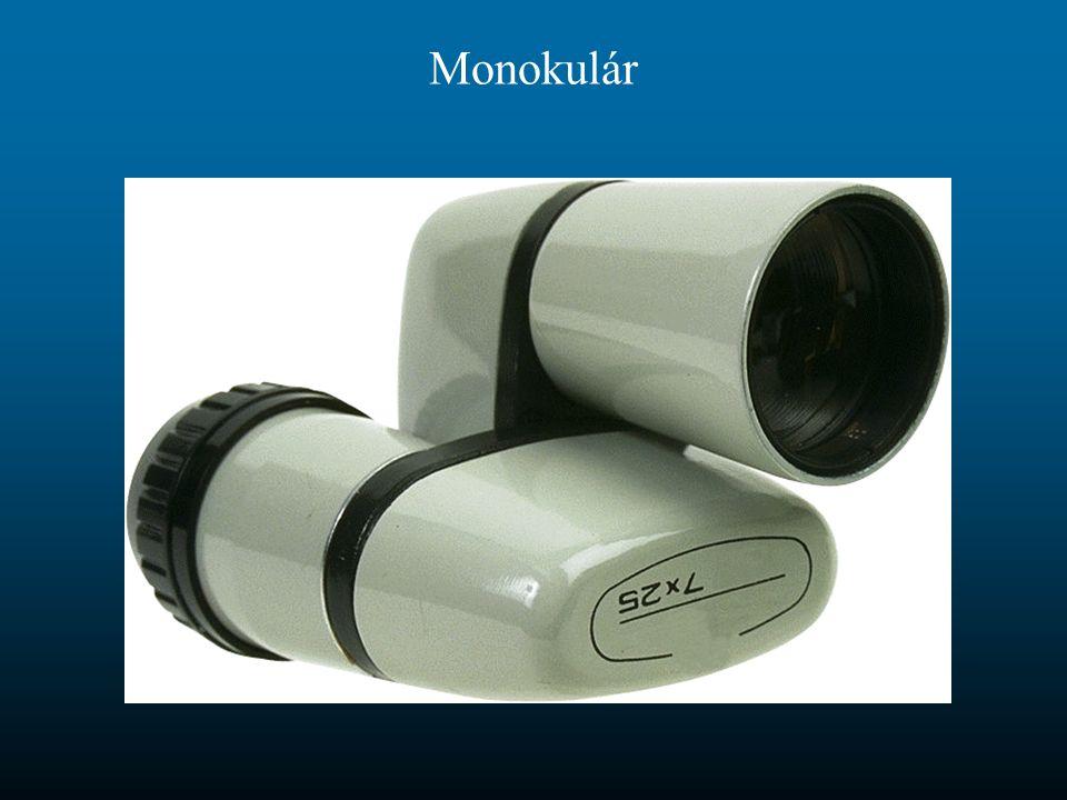 Monokulár