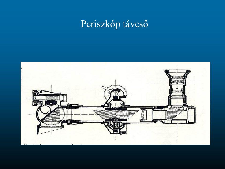 Periszkóp távcső