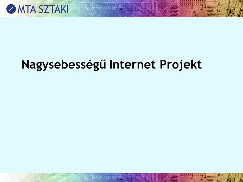 Nagysebességű Internet Projekt