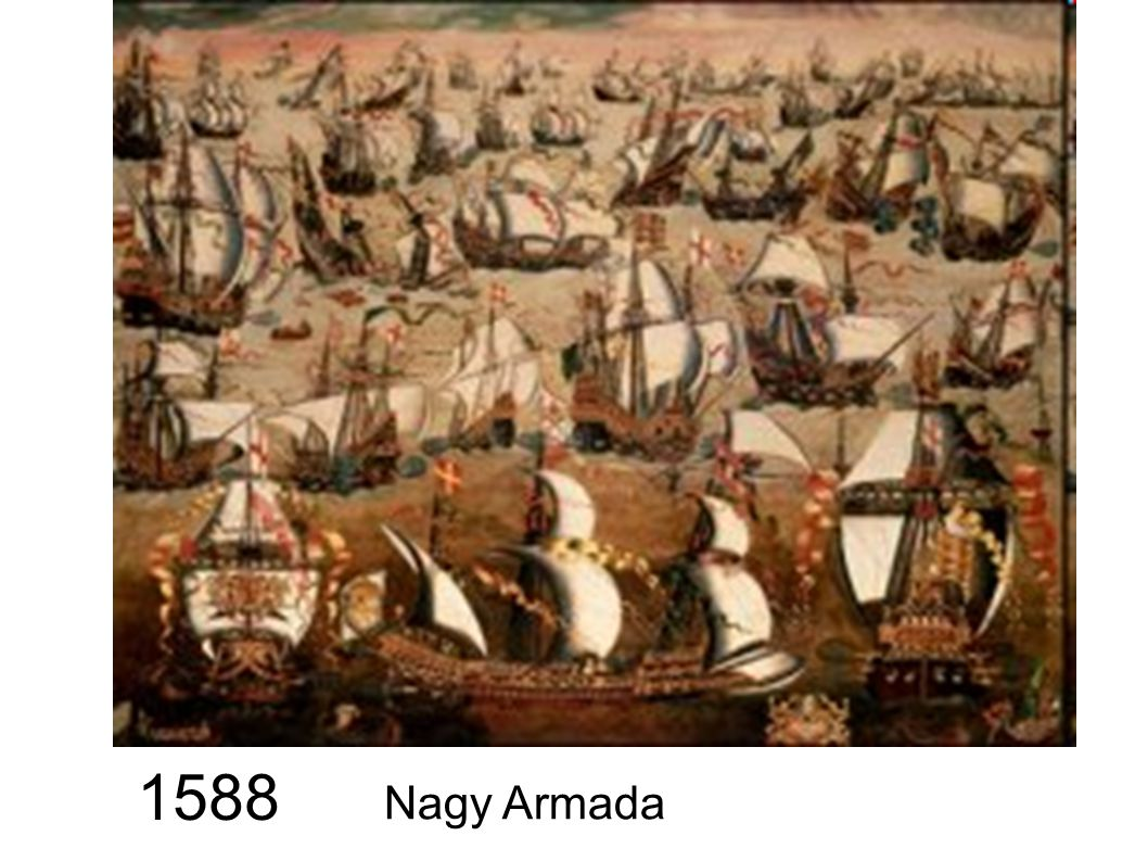 420 éve (1588) pusztult el a Nagy Armada