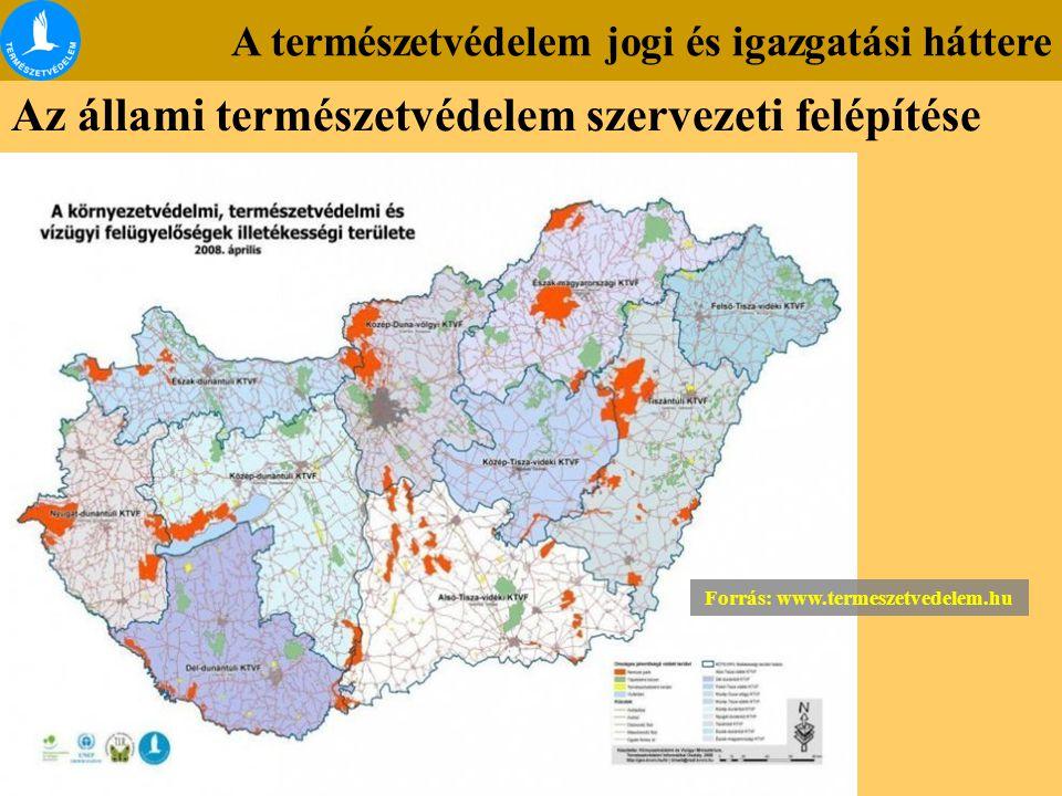 Forrás: www.termeszetvedelem.hu