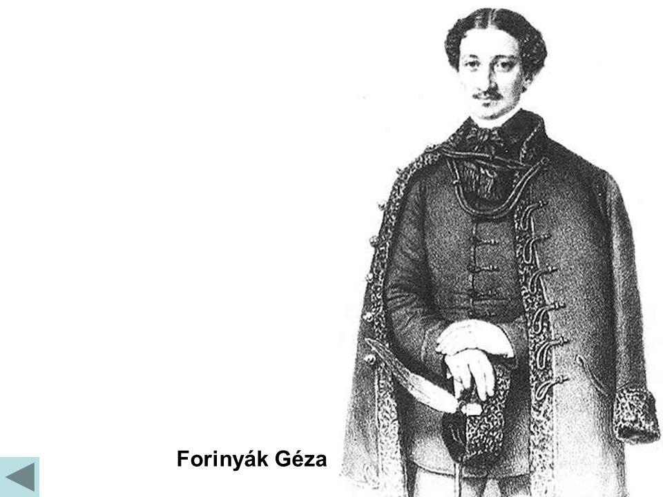 Forinyák Géza
