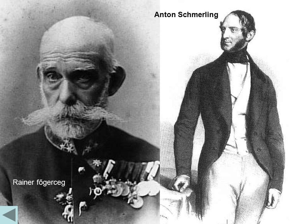 Anton Schmerling Rainer főgerceg