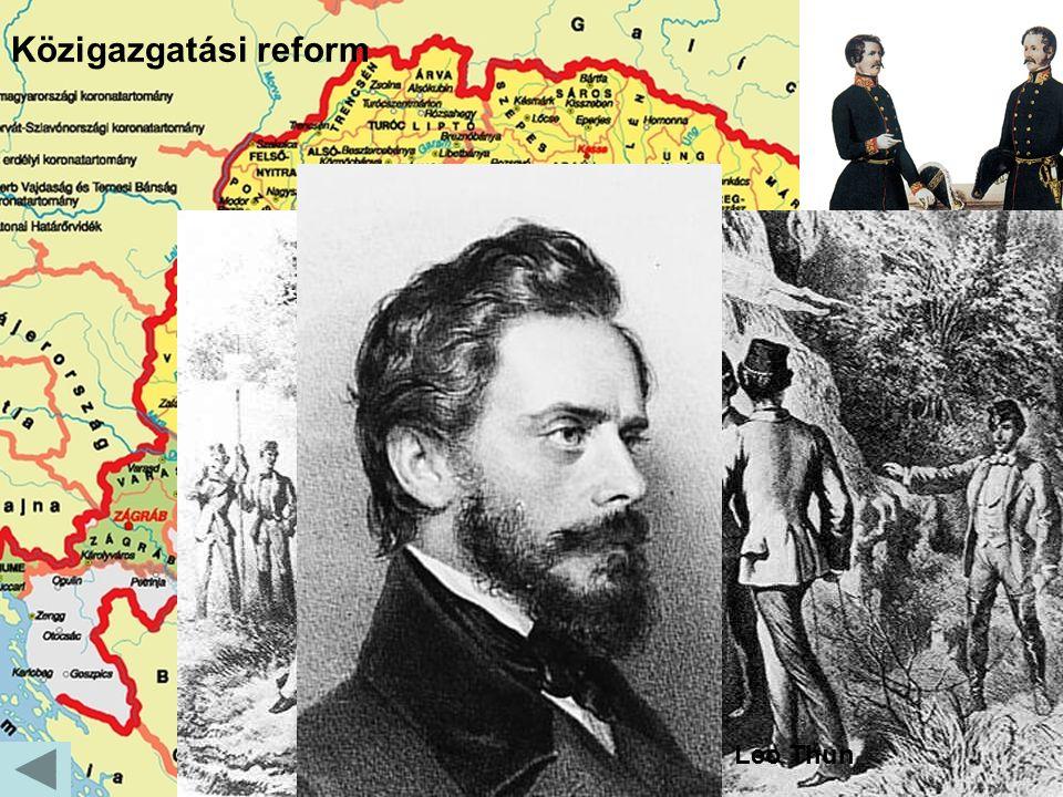 Abszolutizmus reformjai