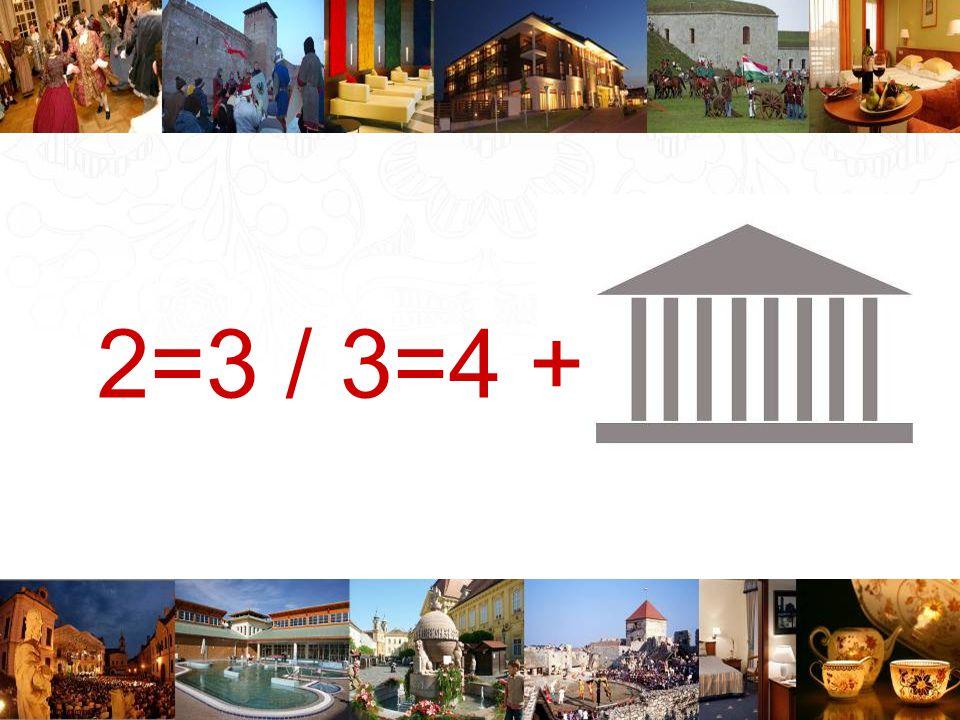 2=3 / 3=4 + A szolgáltatók és az MT Zrt. a kulturális utazásokhoz kínál segítséget. Csaknem 400 kulturális csomagajánlat: