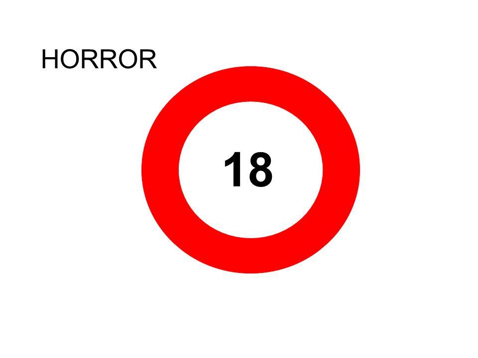 HORROR 18