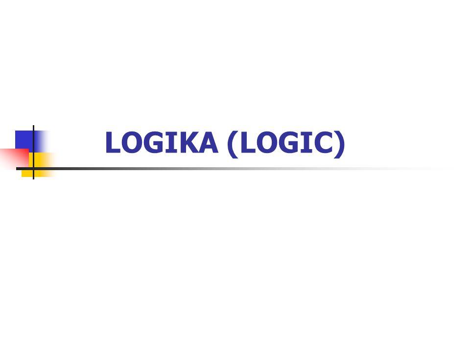 LOGIKA (LOGIC)