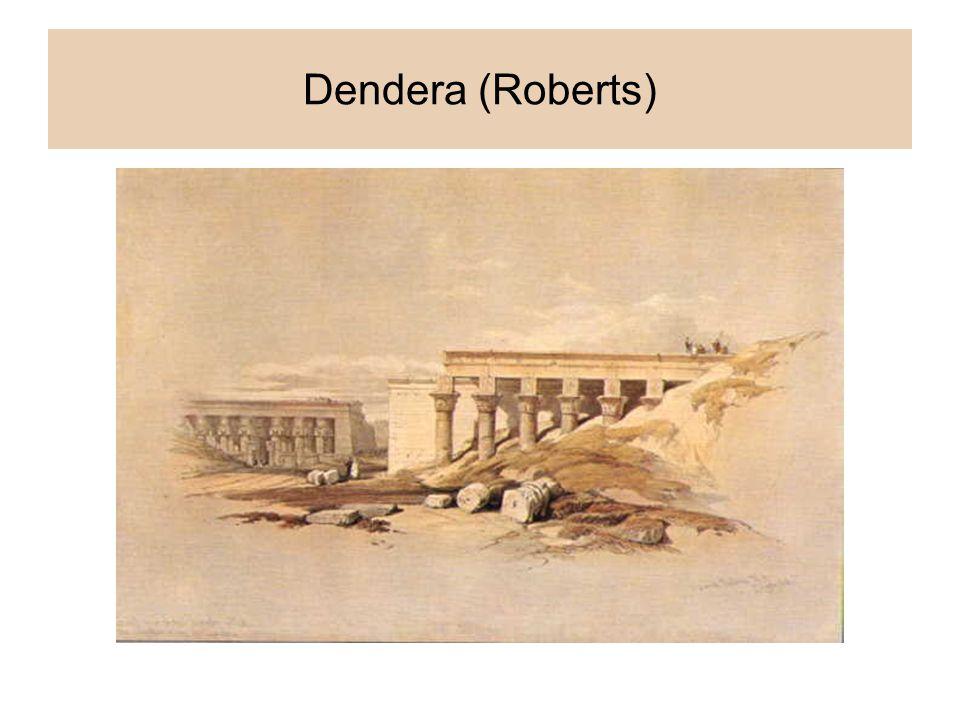 Dendera (Roberts)