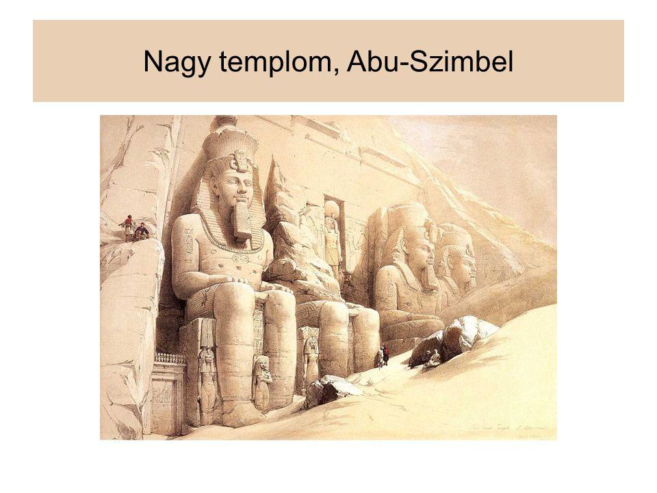 Nagy templom, Abu-Szimbel
