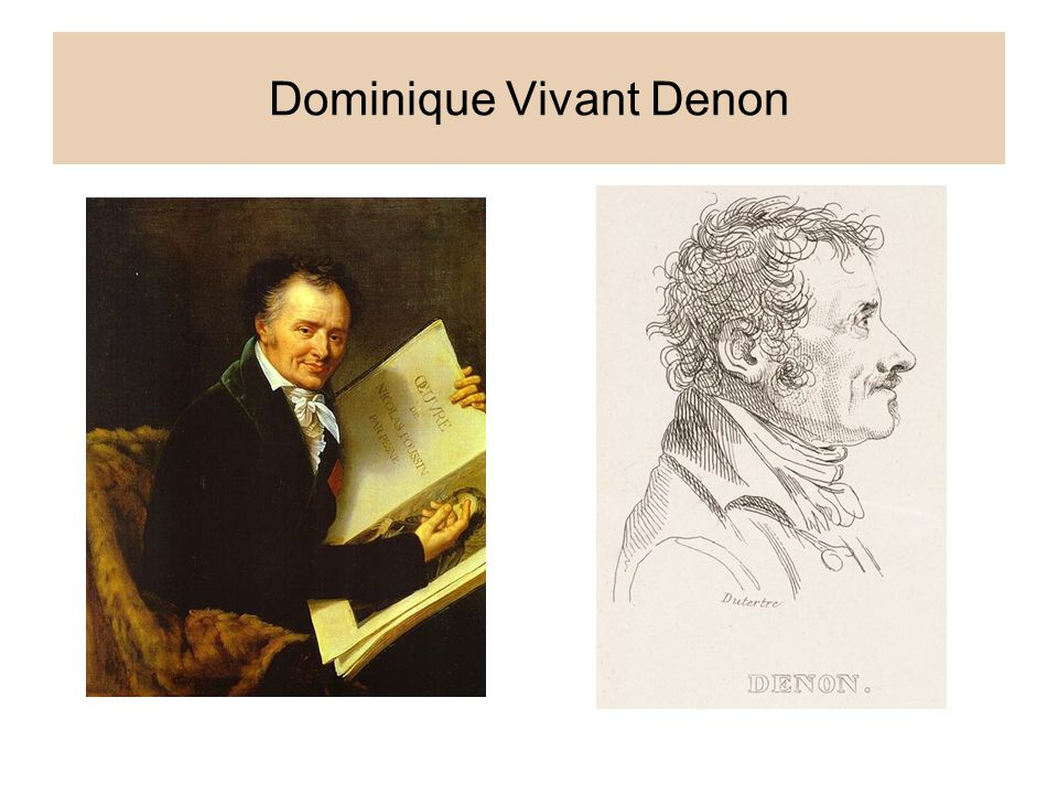 Dominique Vivant Denon