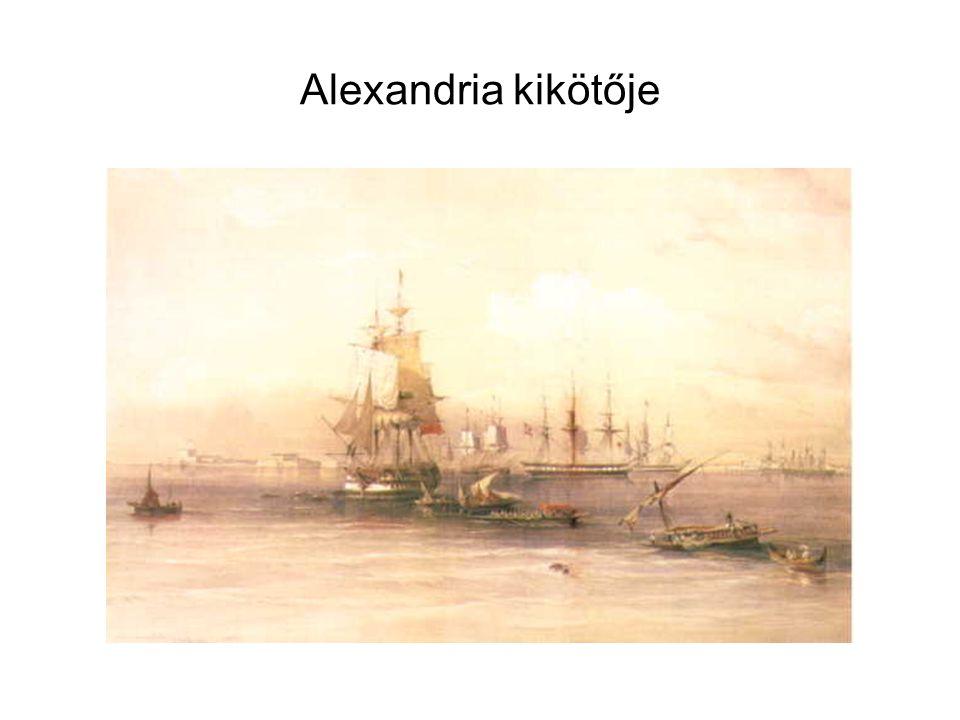 Alexandria kikötője