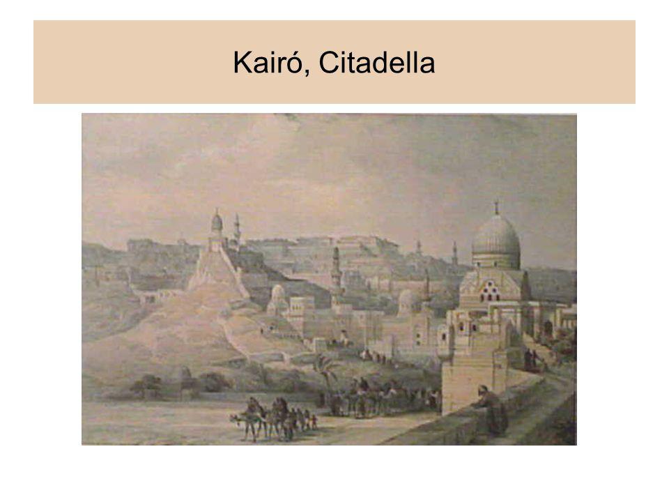 Kairó, Citadella
