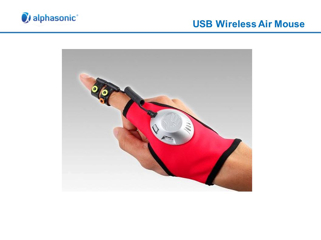 USB Wireless Air Mouse
